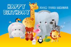 Dental Kids Greeting Card