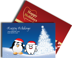 Seasonal-holidays-cards-dental-arts-press