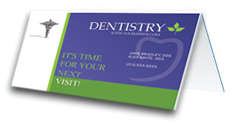 dental-tent-cards-dentalartspress