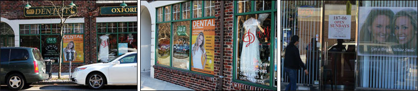 one way view dental arts press